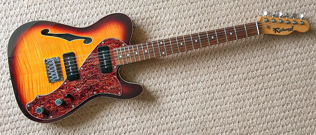 Richwood TL Thinline