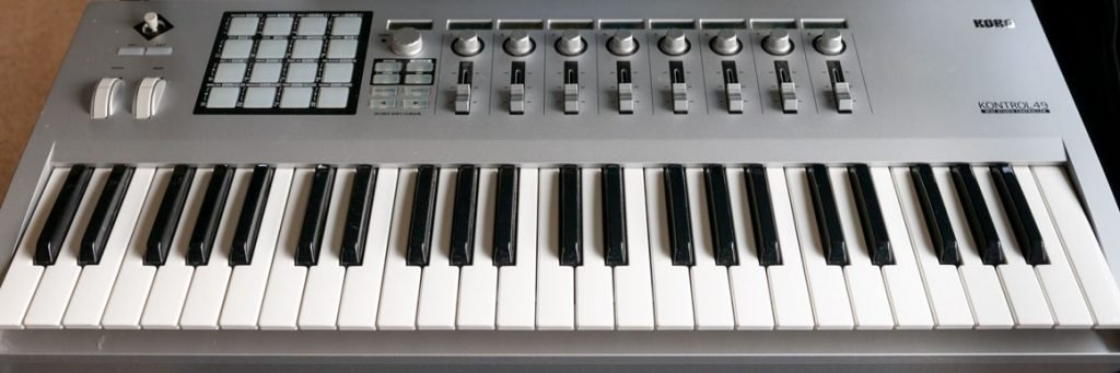 MIDI keyboard/controller, bought for live use