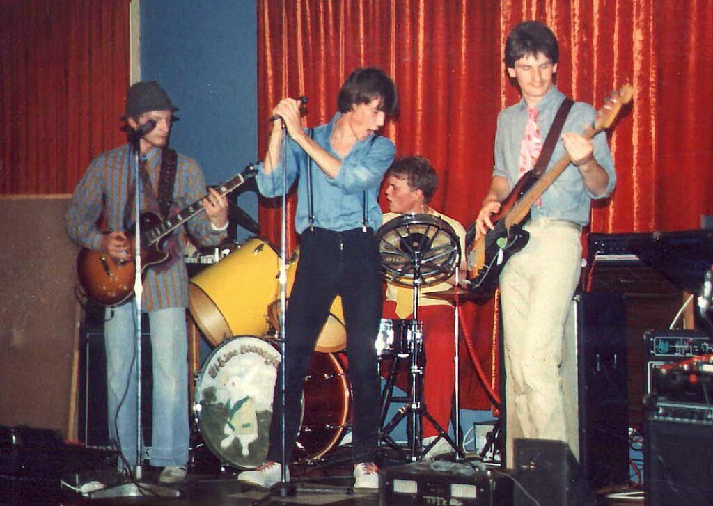 Live, 1983