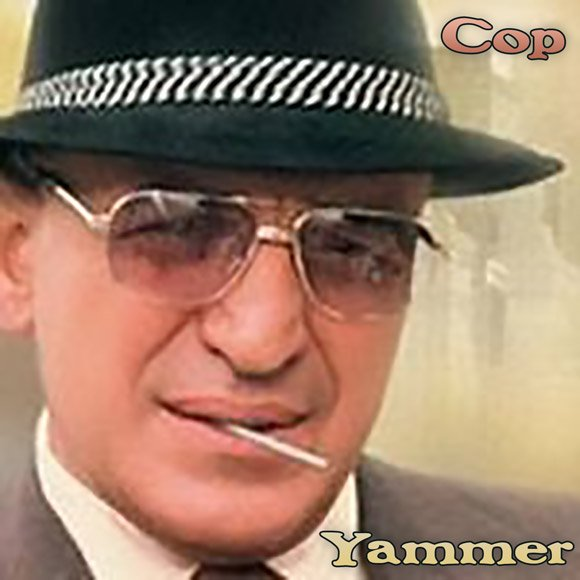 Cop by Yammer