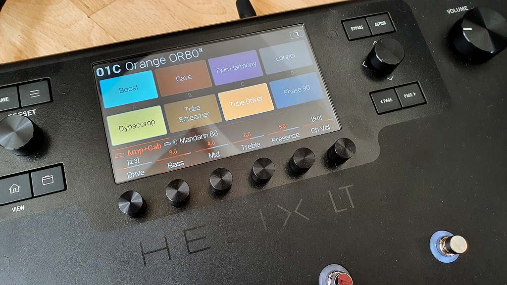 Helix LT