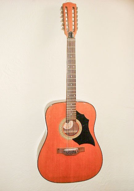 Melody 12-string acoustic guitar