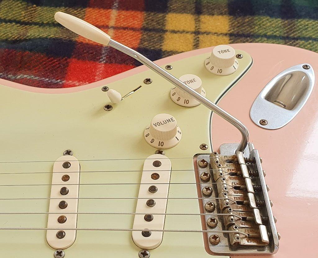 Stratocaster tremolo